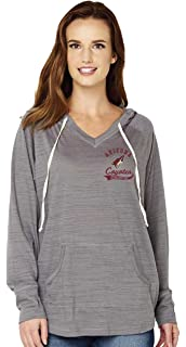 f6b8727cb Soft As A Grape NHL Women s Multi Count Triblend Long Sleeve Hoodie with  Pocket