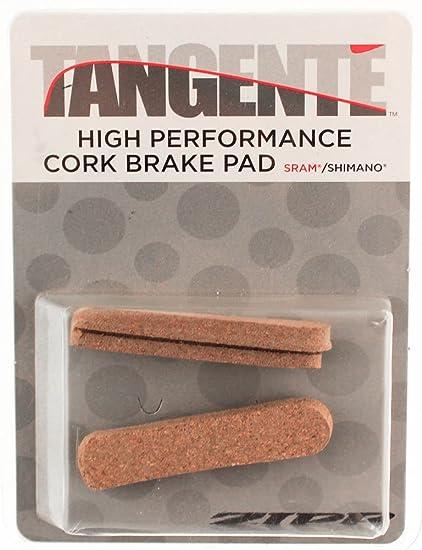 Zipp Tangente Cork Composite Brake Pad Inserts for Carbon Rims