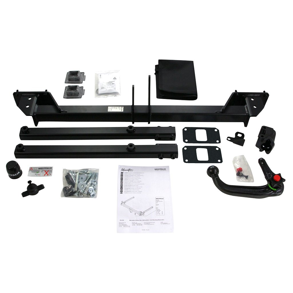 Westfalia - 313373900113 desmontable Remolque y fahrzeugspez. Juego eléctrico: Amazon.es: Coche y moto