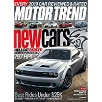 Deals on Motor Trend Magazine Subscription 4 Year 48 Issues