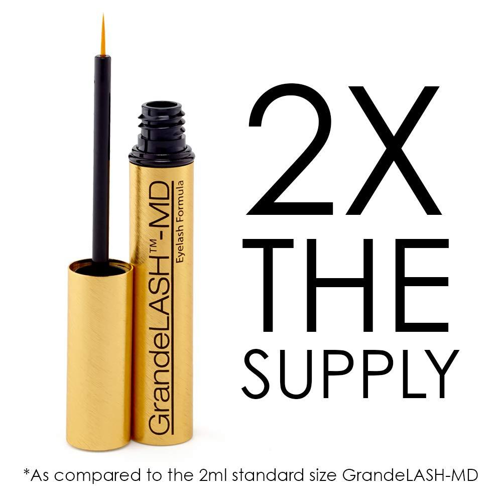 Grande Cosmetics GrandeLASH-MD - 6 month supply, 4 ml