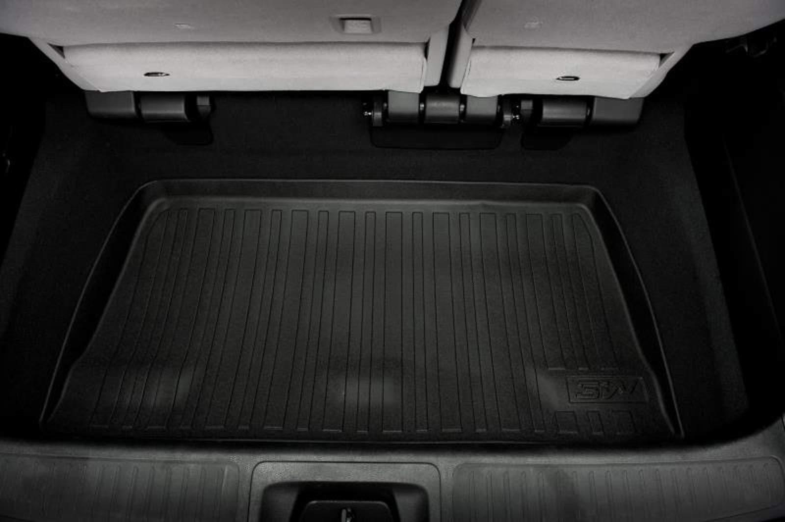 SMARTLINER All Weather Cargo Liner Floor Mat Black for 2014-2019 Jeep Cherokee