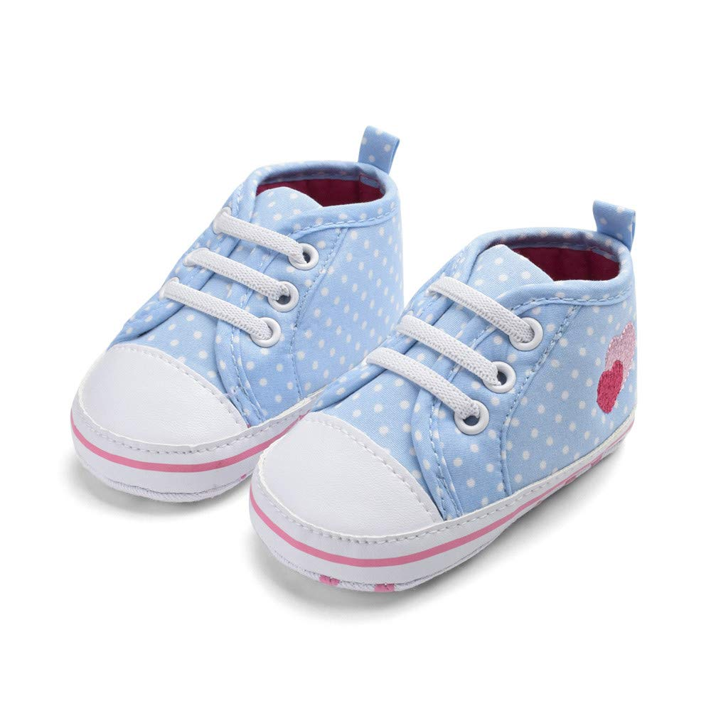 GorNorriss Baby Girl Shoes Newborn Infant Casual First Walker Toddler Soft Sole Shoes