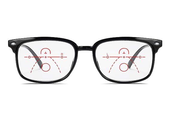 Amazon.com: FEISEDY B2497 - Gafas de lectura multifocales ...