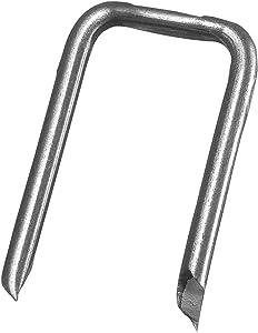 Gardner Bender MS-500BX Ms-500J Cable Staple, 1/2 In Crown, 1-1/8 In L, Metal, 500 Pack