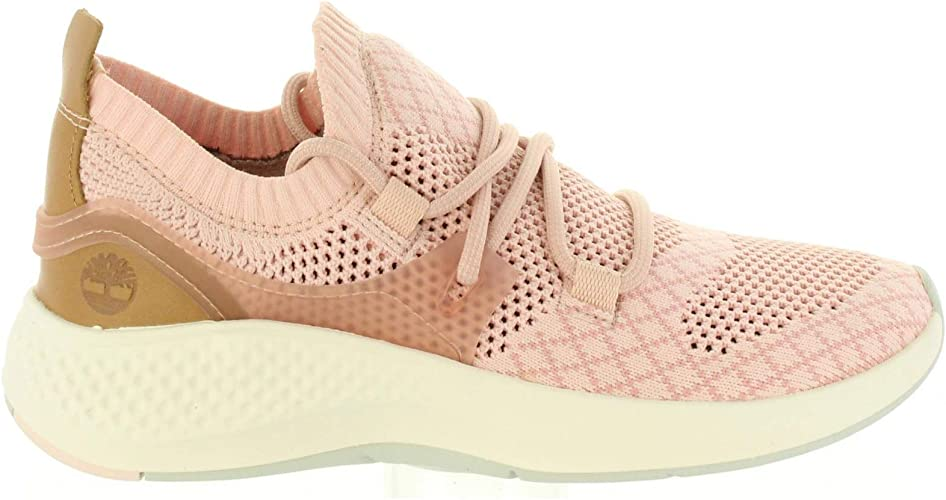 Timberland Scarpe Sport per Donna A1TPA FLYROAM Light Pink