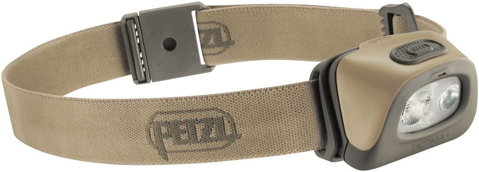 The PETZL - TACTIKKA + Headlamp travel product recommended by Melanie Musson on Lifney.
