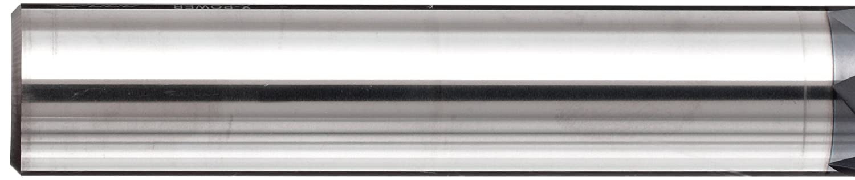 16mm Shank Diameter Long Reach 45 Deg Helix 16mm Cutting Diameter TIALN Multilayer Finish YG-1 EM835 Carbide Corner Radius End Mill 130mm Overall Length Metric 1.5mm Corner Radius 6 Flutes