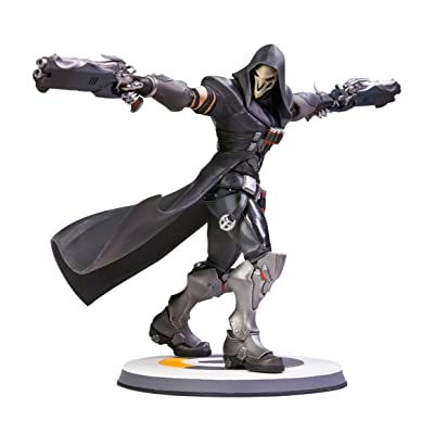 """Official Overwatch Reaper 12"""" Statue - Limited Edition - Blizzard Exclusive: Toys & Games"""