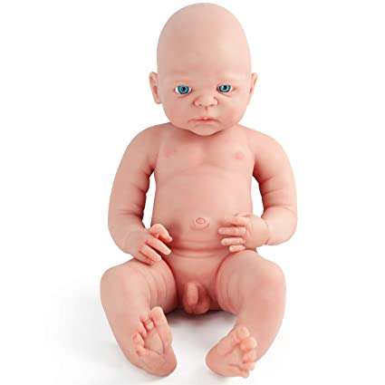 c86c4a800 Amazon.com  vollence 22 inch Realistic Reborn Baby Doll