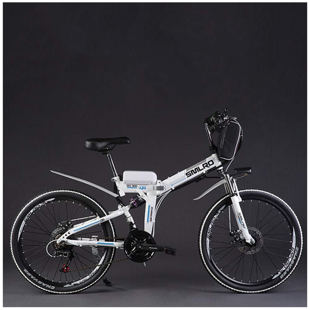 GTYW, Eléctrico, Bicicleta Plegable, Ciudad, Bicicleta De ...