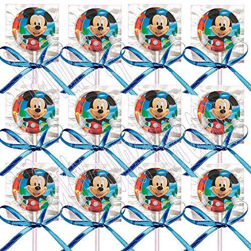 Mickey Mouse Party Favors Supplies Decorations GENERIC Lollipops