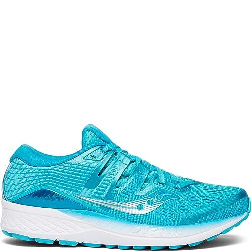Saucony Ride ISO, Zapatillas de Running por Mujer: Amazon.es: Zapatos y complementos