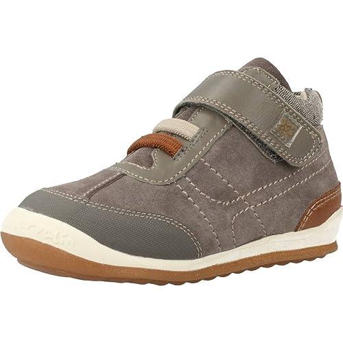 Sneakers grigie per bambini Garvalin JC4u9ho3