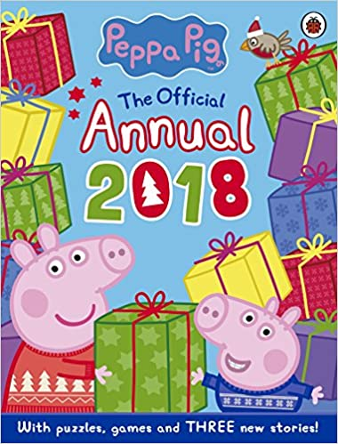Peppa Pig: Official Annual 2018: Amazon.co.uk: Peppa Pig: 9780241289280:  Books