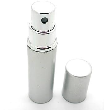 Mini atomizador vaporizador de viaje bolso para colonia perfume interior cristal 2508: Amazon.es: Electrónica