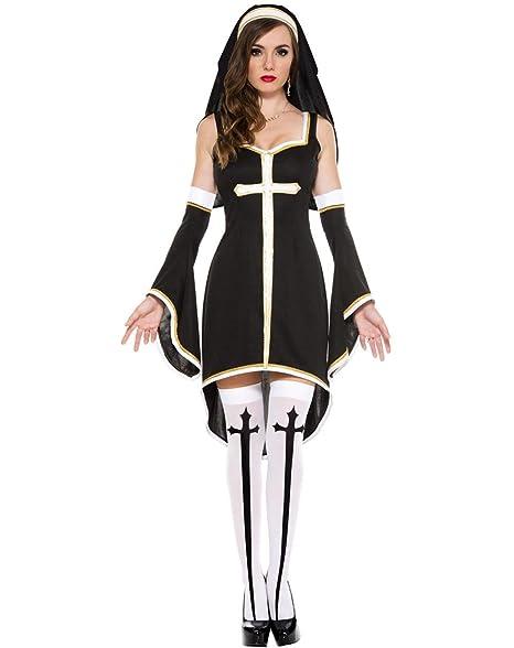 GBT Mujer Halloween Sex Hugh Señora Sex Vestido Falda: Amazon.es ...