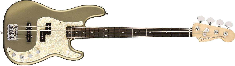 【楽ギフ_のし宛書】 Fender エレキベース American Elite B07N16Q1L7 Precision Bass®, Maple Bass®, Fingerboard, American Satin Ice Blue Metallic B07N16Q1L7 サテンジェイドパールメタリック サテンジェイドパールメタリック, たまりば@小豆島:579061db --- profrcsharma.woxpedia.com