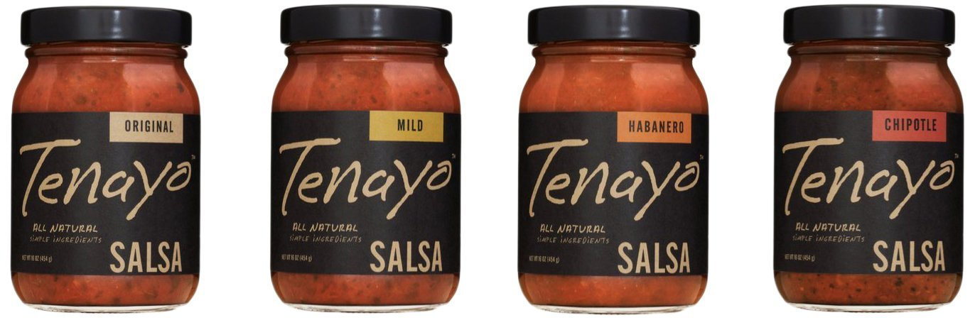 Amazon.com: Tenayo Salsa, All Natural & Non GMO, No Preservatives, No Vinegar, No Sugar Added (Original, Mild, Habanero, Chipotle), 16 oz.