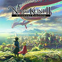 Ni No Kuni II: Revenant Kingdom - PS4 [Digital Code] Digital Edition