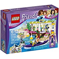LEGO Friends Heartlake Surf Shop 41315 Building Kit (186 Piece)