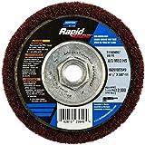Norton 66261023949 4-1/2x5/8-11 in. Bear-Tex Non-Woven Discs, 10 pac