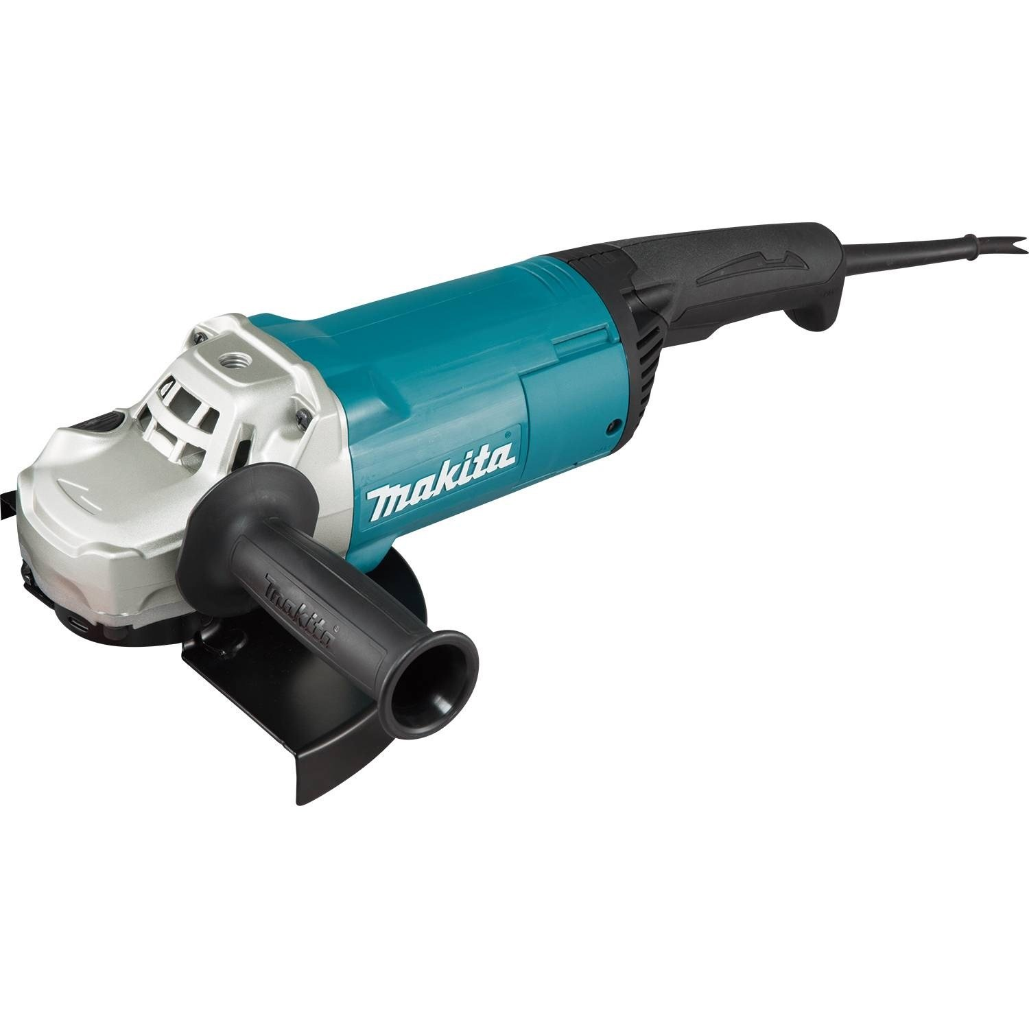 makita ga9060 angle grinder, with no lock on switch, 9\