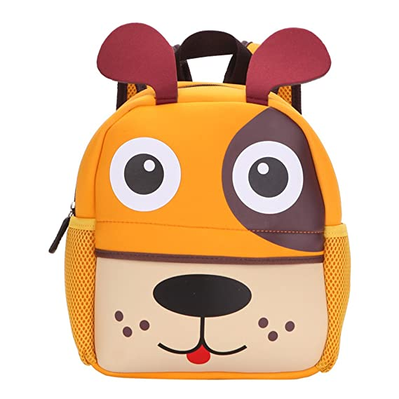 661e875482 Vahome® School Bag Kids Backpack Childrens Rucksack Cute Animal Designs School  Bag Rucksack (Dog)  Amazon.co.uk  Luggage