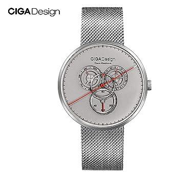 Prosperveil Xiaomi CIGA Design I Series Reloj para Hombre ...