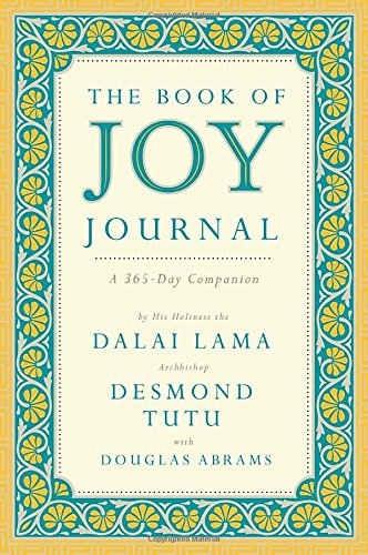 The Book of Joy Journal: A 365-Day Companion cover