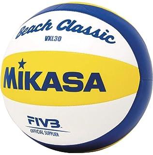 Mikasa BV1B Single Volleyball Bag Blue//Yellow//White