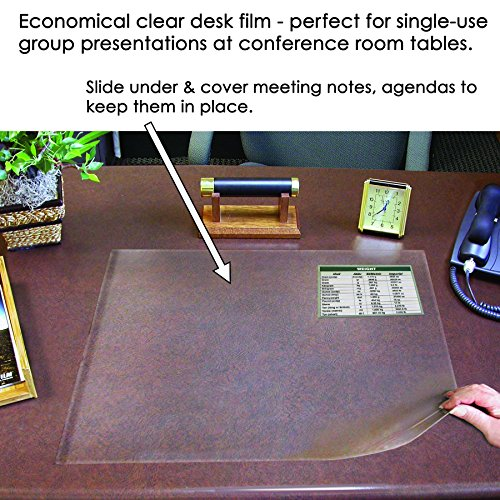 25 Quot X 40 Quot Second Sight Ii Plastic Desk Protector Film