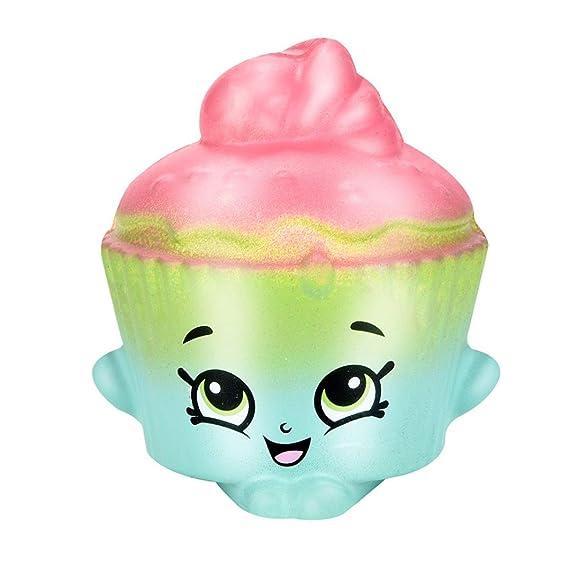 Bebés y primera infancia Color Estrella JiaMeng Juguetes de descompresión 2018,Beautiful Color Cloud Slime Squishy Putty Estrés perfumado Kids Clay Toy Squishy Slow Rising Squeeze Toys