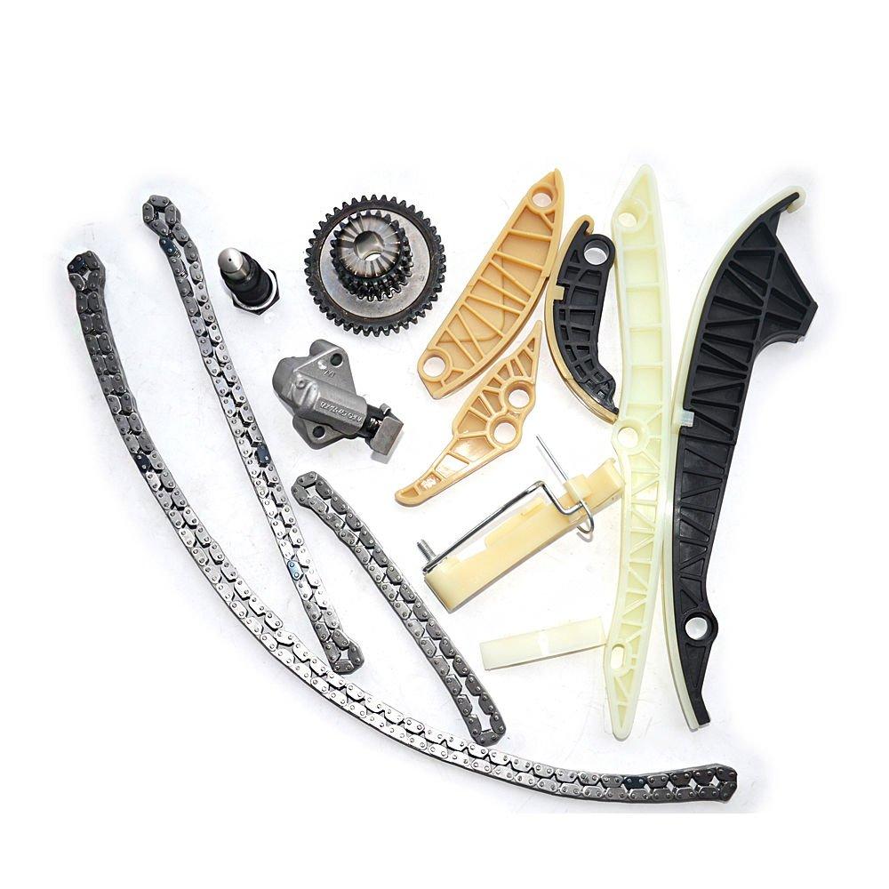 Timing Chain Kit 06K109158A 06K109158A 06H109507M For VW GOFT GTI PASSAT Audi A3 A4 A5 A6 Q5 2.0TSI 1.8TSI