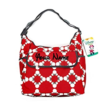 Amazon.com: Disney Minnie Mouse Mandala - Bolsa de pañales ...