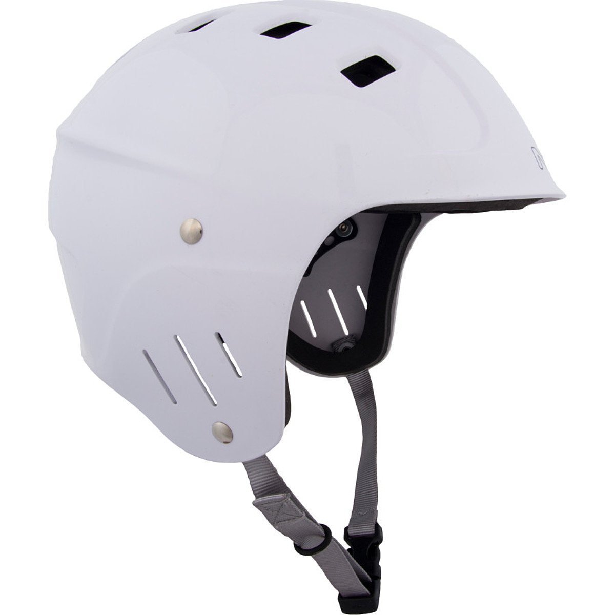 NRS Chaos Helmet - Full Cut White Large by NRS