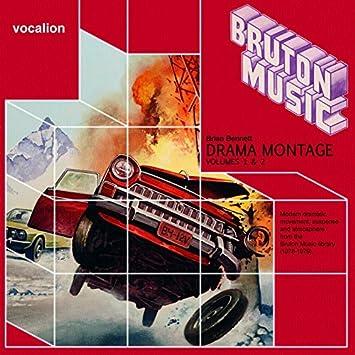 Brian Bennett - Drama Montage Volumes 1 & 2 (Bruton Music library,  1978-1979) by Brian Bennett (2014-08-03)