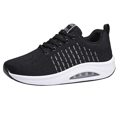 : Cgeolhni Zapatillas de tenis de malla