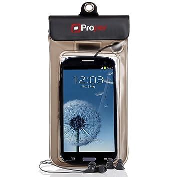 info for 98e7f cf61c Proper Waterproof Smartphone Case inc Waterproof Earphones and Running  Armband