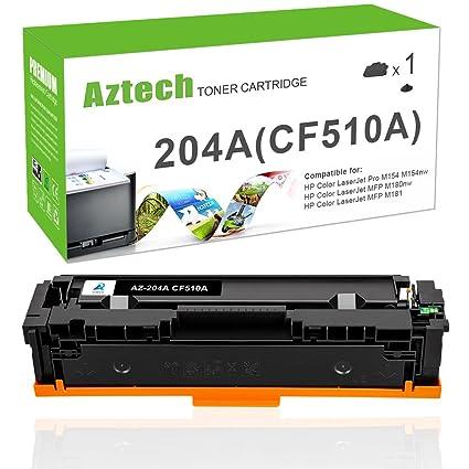 Aztech 4 Pack Repuesto para HP 205A CF530A CF531A CF532A CF533A ...