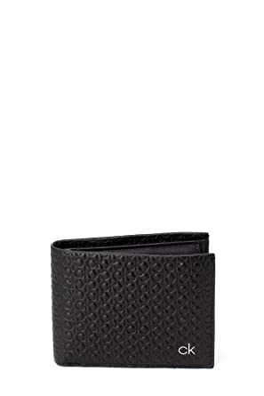 moderate price sells another chance Calvin klein Wallets man Ck Allover 5 CC Coin K50K504590 uni ...