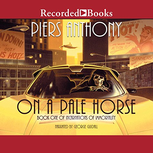 On a Pale Horse: Incarnations of Immortality, Book One Audiobook [Free Download by Trial] thumbnail