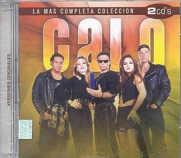 Calo La Mas Completa Coleccion Amazoncom Music