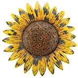 Regal Art & Gift Rustic Flower Wall Decor, Sunflower