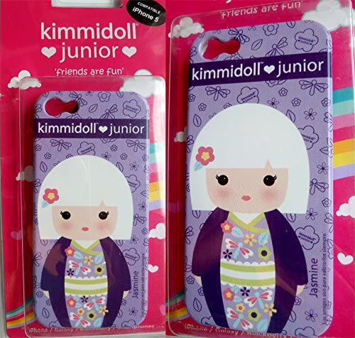 Funda rigida para iPhone 5 KIMMIDOLL junior Jasmine: Amazon.es: Electrónica
