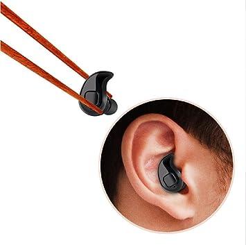 Auriculares Internos del Deporte, Auriculares Inalámbricos De Bluetooth, Auriculares Ocultos, Auriculares del Teléfono