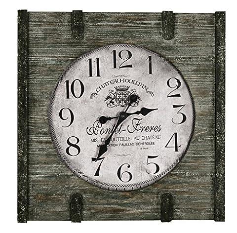 dolly2u St. Clair Clock - Clair Lightening