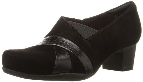 4c61734ccf3 Clarks Women's Rosalyn Adele Slip-On Loafer