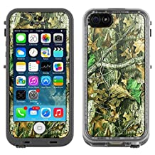 Skin Decal for LifeProof Apple iPhone 5C Case - Camo Hunter Leaf