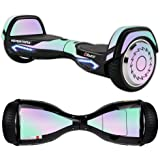 MightySkins Skin for Razor Hovertrax 2.0 Hover Board - Cotton Candy | Protective, Durable, and Unique Vinyl Decal wrap Cover | Easy to Apply, Remove, and Change Styles | Made in The USA